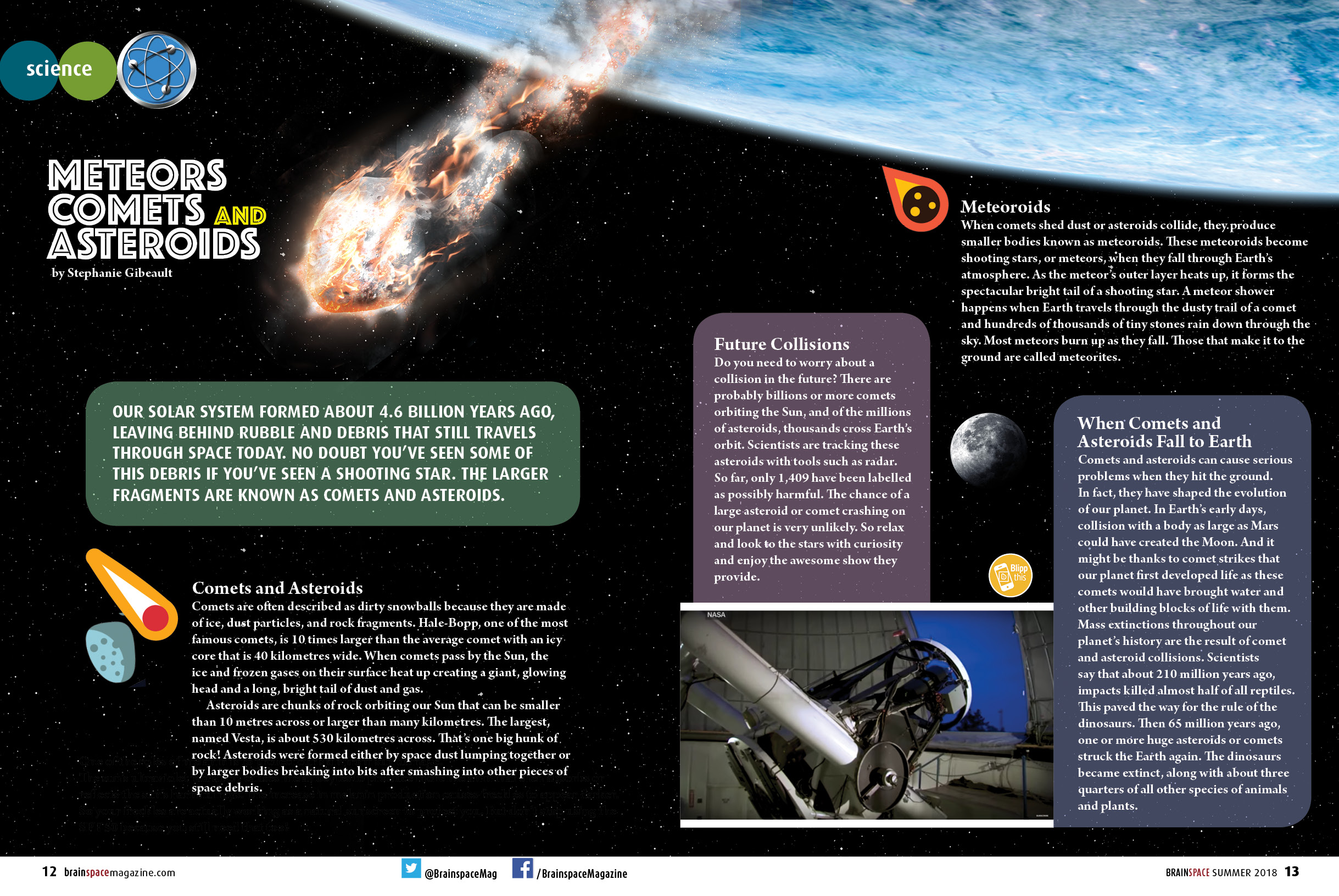 Why We Love Space - Brainspace Augmented Reality Magazine